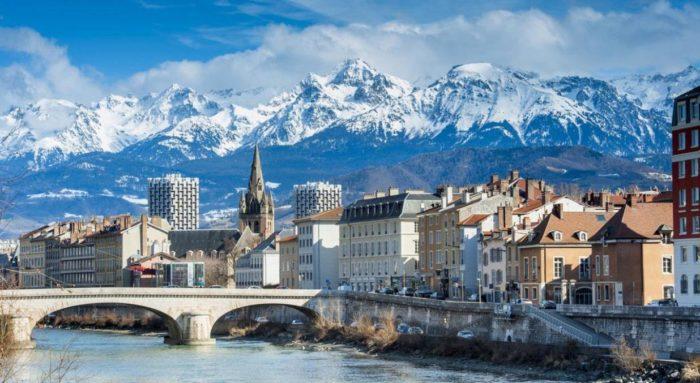 Гренобль, сердце французских Альп